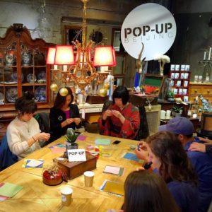 Atelier d'Origami pour les 7-12 ans