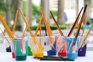 Mercredis Artistiques (Arts plastiques à partir de 5 ans)