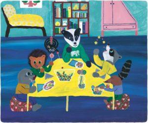 Dans ma maison sous terre / Atelier avec l'illustratrice Adèle Verlinden dès 6 ans