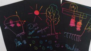 Atelier création pour les 6-10 ans : À la découverte du papier magique